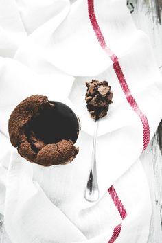 Chocolate soufflé - Soufflé al cioccolato