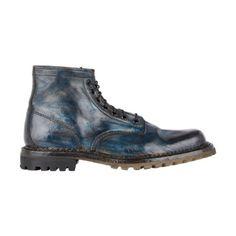 Premiata Lace-Up Boots at Barneys.com