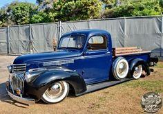 :) 1946 Chevy Truck, Classic Chevy Trucks, Chevrolet Trucks, Gmc Trucks, Cool Trucks, Vintage Pickup Trucks, Old Pickup, Vintage Cars, American Classic Cars