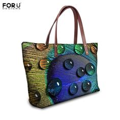 Special price Fashion Women Handbags Animal Peacock Printing Shoulder Bag Vintage Shopping Bag Large Capacity Ladies Handbags Bolsa Feminina just only $21.19 with free shipping worldwide  #womantophandlebags Plese click on picture to see our special price for you