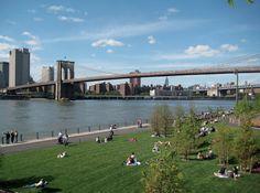 Things to do in Brooklyn - Brooklyn Bridge Park www.nycinspired.us