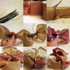 Bow making diy