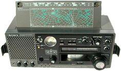 Sony - ICF-6800W