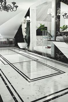 azearr: Marble Bathroom http://ift.tt/2Fjhowt