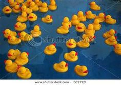 Baby shower game- pick a rubber duck for a prize