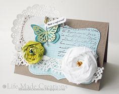 Life Made Creations: beautiful note card tutorial **thanks so much for pinning me ♥