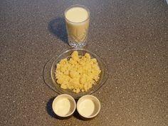 ingrediente crema de parmezan Risotto, Glass Of Milk, Grains, Rice, Food, Hoods, Meals, Seeds, Laughter