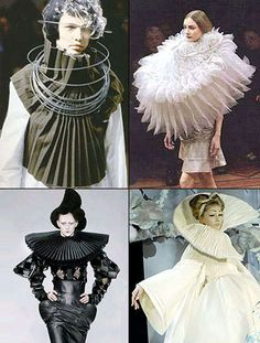 Elizabethan Neck Collars Photos 5 - love the collar/breastplate idea
