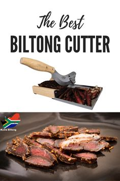 Are you looking for the ideal Father's Day present for the man that has everything? Look no further, buy the special man in your life a Biltong Cutter! Biltong, Dehydrator Recipes, Gadget, South Africa, The Cure, Pizza, Good Things, Treats, Cooking