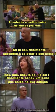 eu a patroa e as crianças My Wife And Kids, Dramas, Kids On The Block, Top Memes, First Language, Film Books, Try Not To Laugh, Funny Movies, Haha Funny