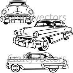 355 best car art images in 2019 ad design ads creative 1967 Ford GTA chevrolet bel air 1953 vector file