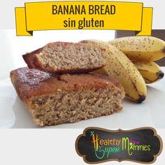 Delicioso Banana Bread, para tus desayunos y meriendas AM