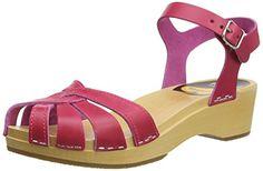 swedish hasbeens Women's Cross Strap Debutant Platform Sandal, New Hot Pink, 5 M US swedish hasbeens http://smile.amazon.com/dp/B00UW3EL3C/ref=cm_sw_r_pi_dp_gTqYwb0K4KNZF