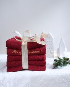 Shops, Red Gold, Merry, Xmas, Gift Wrapping, Gifts, Gift Wrapping Paper, Tents, Presents