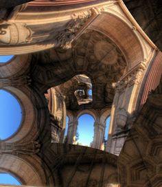 Beautiful Optical Illusions in Art