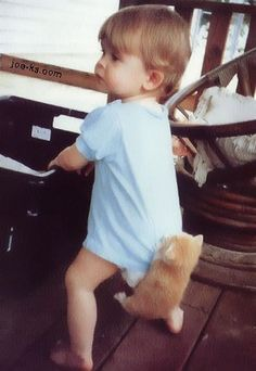 Adorable accessory. Those diapers are hard to resist!  Lol