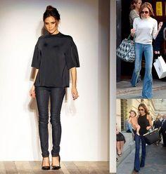 Claves de estilo: Victoria Beckham Jeans para combinar en cualquier ocasión