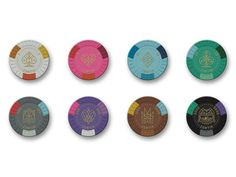 I don't play poker, but I can think lots of fun ways to use these chips for party decor! Zontik Games - Aristocrat Poker Chip Set by Sam Soulek, via Behance Poker Chips Set, Poker Set, Modern Graphic Design, Graphic Design Inspiration, Graphic Art, Gambling Games, Animal Logo, Packaging Design, Logo Design