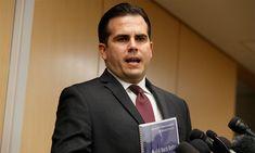 El gobernador de Puerto Rico rechaza plan de austeridad