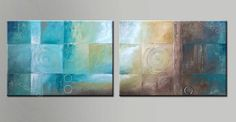 ABSTRACT PAINTING   Modern Home Wall Decor Painting by ArtCCarol