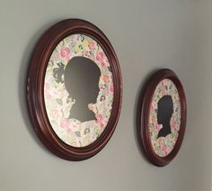 Life to the Brim: DIY Silhouettes