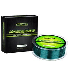 KastKing mono Fishing Line– Strong, Abrasion Resistant Mono Line for Saltwater