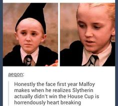 he looks like a sad little doll Harry Potter Friends, Harry Potter Actors, Harry Potter Fan Art, Harry Potter Universal, Harry Potter Fandom, Harry Potter World, Harry Potter Hogwarts, Harry Potter Memes, Draco Malfoy Quotes