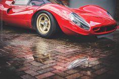 pinterest.com/fra411 #classic #car - Ferrari 330 P4