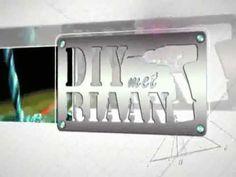 DIY met Riaan Season 7 Episode 1 - Promo - YouTube Season 7, How To Find Out, Youtube, Youtubers, Youtube Movies