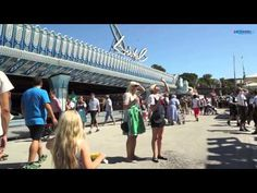 154. Rosenheimer Herbstfest 2015 - die Fahrgeschäfte & Schausteller