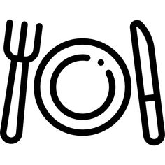Restaurant free vector icons designed by Freepik Restaurant icon Vector icon design Free icons