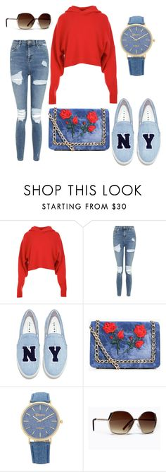 """""""SSD:AOTTG"""" by shiningpearl08 ❤ liked on Polyvore featuring TIBI, Topshop, Joshua's and Boohoo"""