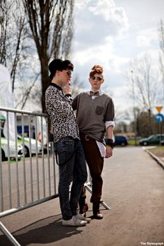 Polsik Street Style Couple Fashion Women Stylish Couple, Street Style Women, Best Friends, Hipster, Couple Photos, Couples, Womens Fashion, Photography, Beat Friends