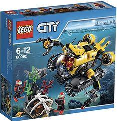 Lego 60092 - City Tiefsee-U-Boot » LegoShop24.de
