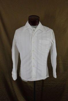 Rare Vintage White Chapman's Thin Mesh Long Sleeved Hawaiian Shirt – M - VLV #ChapmansofHawaii #Hawaiian #Doyoureallyneedone