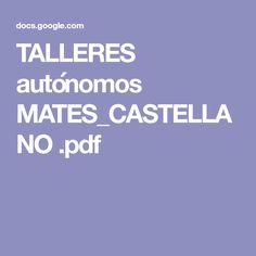 TALLERES autónomos MATES_CASTELLANO .pdf