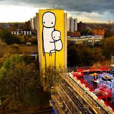by Stik, West London, 11/14 (LP)