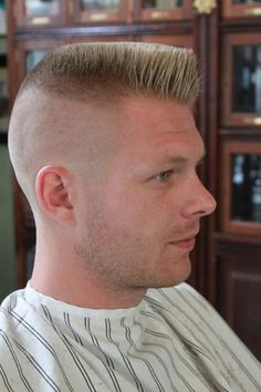 Long High and Tight Flattop
