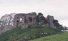 Travels in Scotland : Skelbo Castle