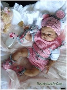 Reborn Baby Girl Ethnic Jamie Olga Auer Amazing Layaway Available