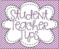 Student Teacher Fun | Teaching With Haley O'Connor