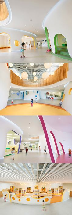 Educational center in Beijing  //  SAKO Architects