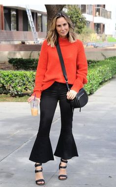 57502536af6 Keltie Knight styling in the Sanctuary Fiona Turtleneck!