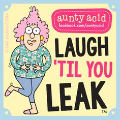 The Official Aunty Acid Store