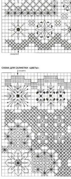Gallery.ru / Фото #7 - Филейная вышивка - aneri