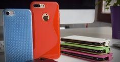 Stylische Schutzhüllen für das neue Apple iPhone 7 findest du im Onlineshop auf PhoneNatic.de