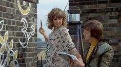 """Malcolm McDowell and Helen Mirren """"Oh Lucky Man' Lindsay Anderson, 1973"""