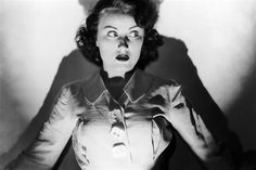 "Scream Queen - Fay Wray in ""Black Moon"" (1934)"