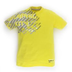 Graphic Tee by Jean Bourget