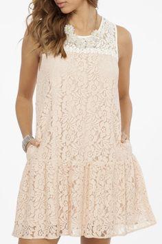 Savannah Nights Dress in Deep Blush